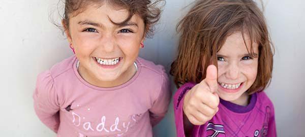 Stöd barnen i Ghaza